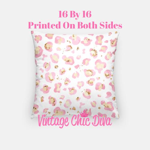 Pinkaholic18 Pillow Case-