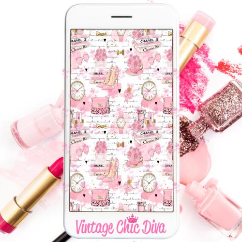 Pinkaholic19 Phone Wallpaper-