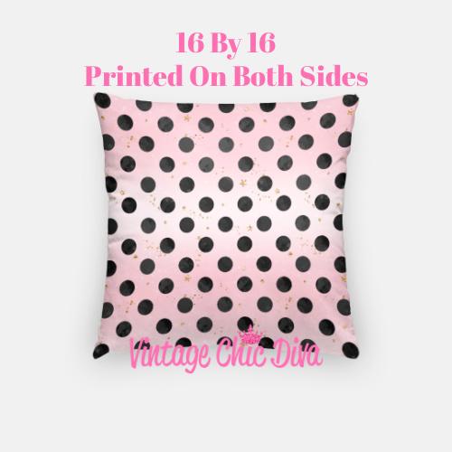Pinkaholic19 Pillow Case-