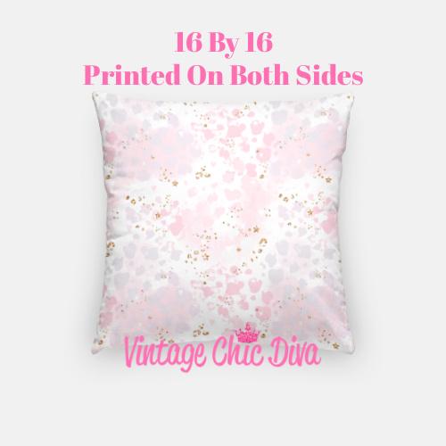 Pinkaholic20 Pillow Case-