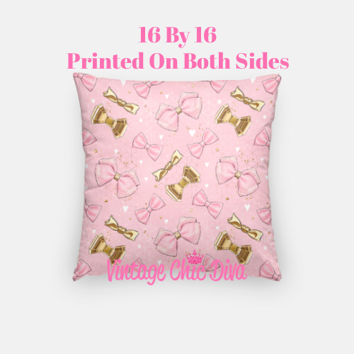 Pinkaholic21 Pillow Case-