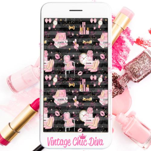 Pinkaholic22 Phone Wallpaper-