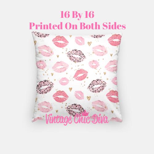 Pinkaholic22 Pillow Case-