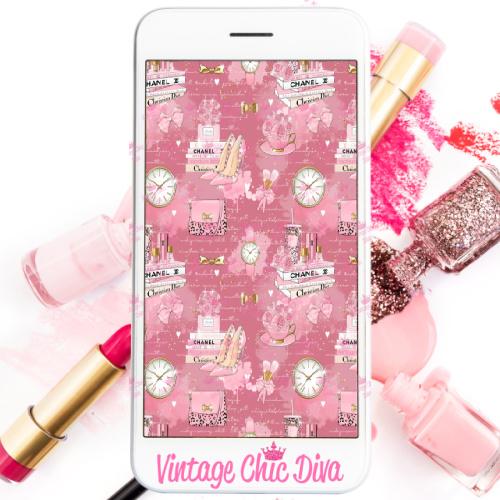 Pinkaholic23 Phone Wallpaper-