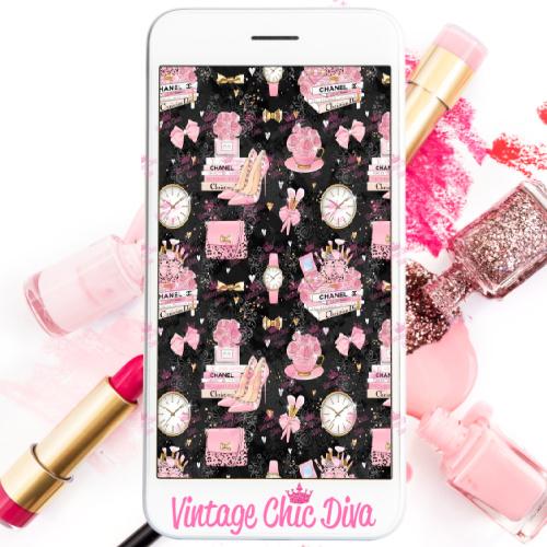 Pinkaholic24 Phone Wallpaper-