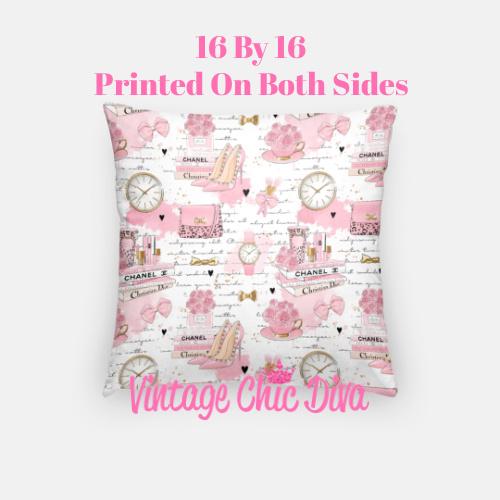 Pinkaholic4 Pillow Case-