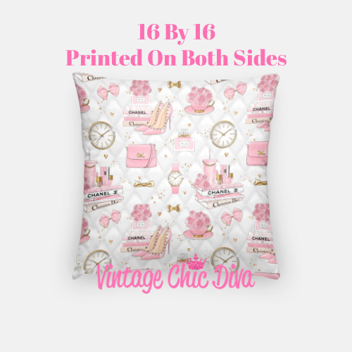 Pinkaholic5 Pillow Case-