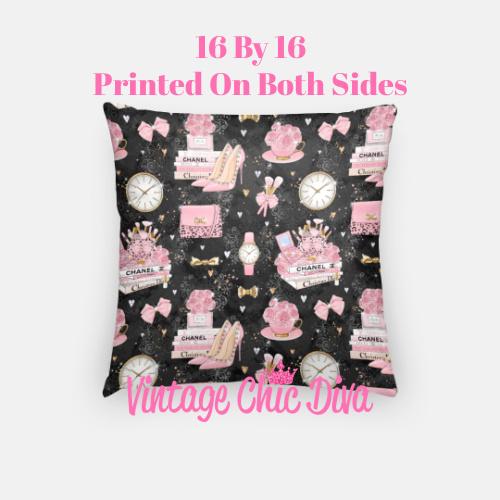 Pinkaholic9 Pillow Case-