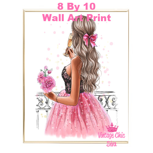Pink Champagne Girl2-