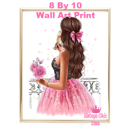 Pink Champagne Girl3-