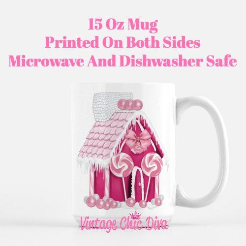 Pink Christmas Set2 Coffee Mug-