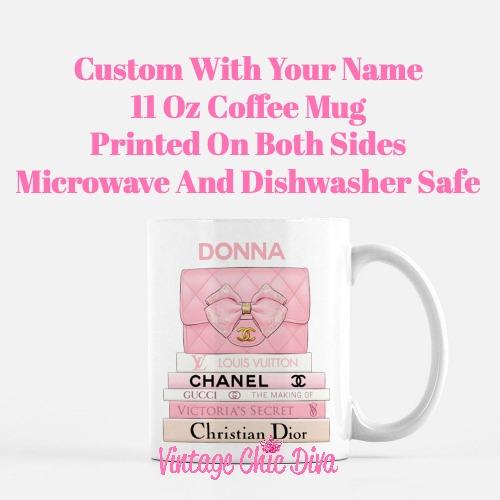 Pink Love Custom Set11 Coffee Mug-