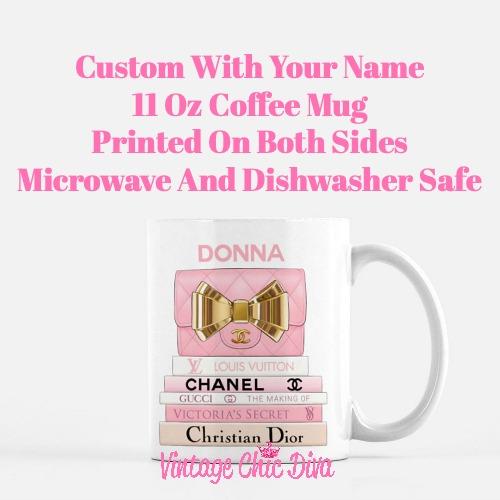 Pink Love Custom Set14 Coffee Mug-