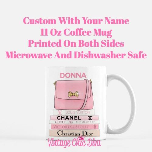 Pink Love Custom Set15 Coffee Mug-