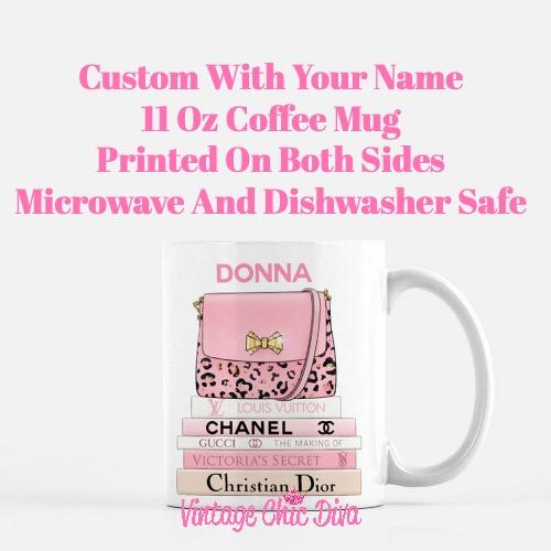 Pink Love Custom Set16 Coffee Mug-
