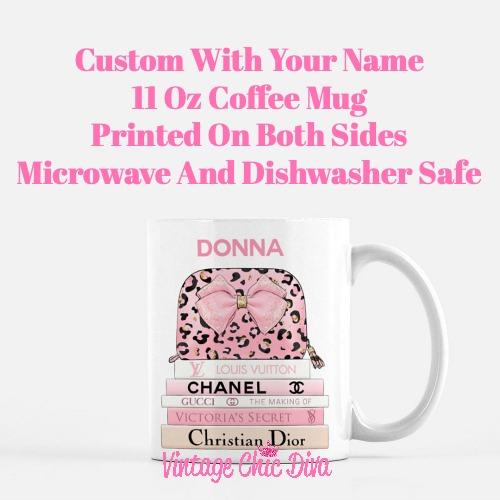 Pink Love Custom Set18 Coffee Mug-