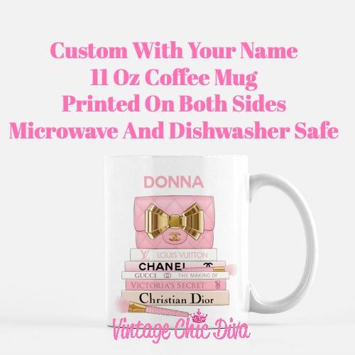 Pink Love Custom Set5 Coffee Mug-