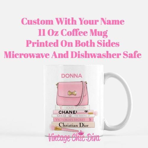 Pink Love Custom Set6 Coffee Mug-