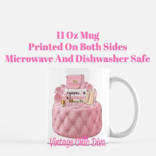Pink Love Set10 Coffee Mug-