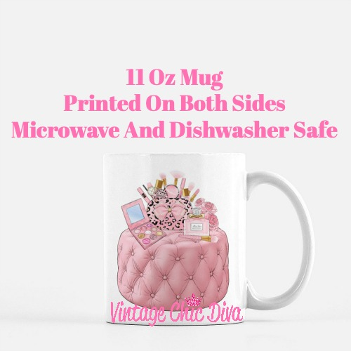 Pink Love Set11 Coffee Mug-