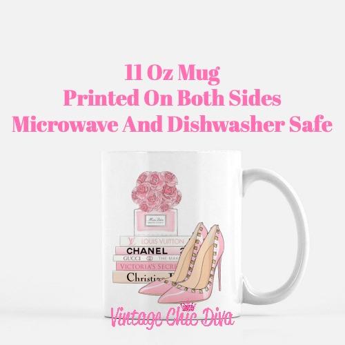 Pink Love Set12 Coffee Mug-