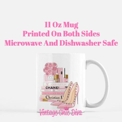 Pink Love Set13 Coffee Mug-