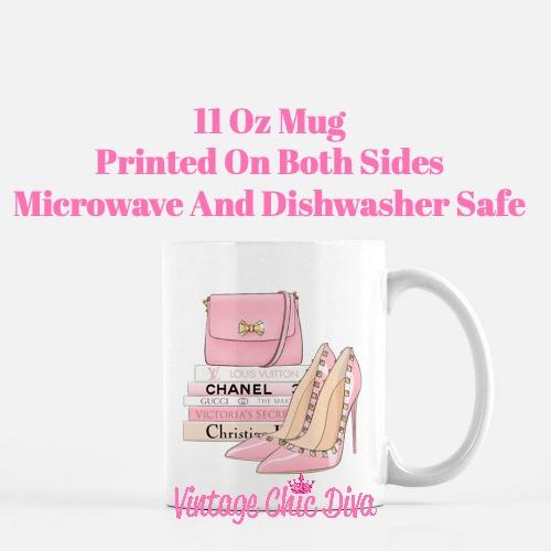 Pink Love Set14 Coffee Mug-