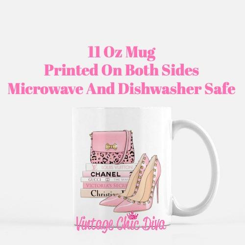 Pink Love Set15 Coffee Mug-