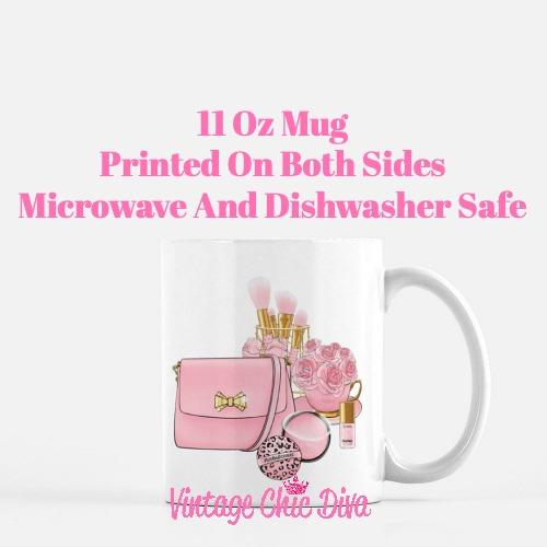 Pink Love Set16 Coffee Mug-