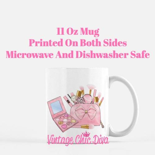 Pink Love Set17 Coffee Mug-