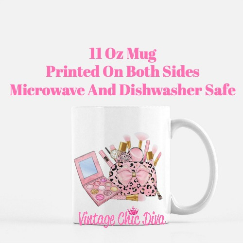 Pink Love Set18 Coffee Mug-