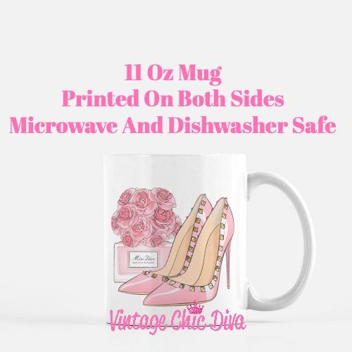 Pink Love Set19 Coffee Mug-