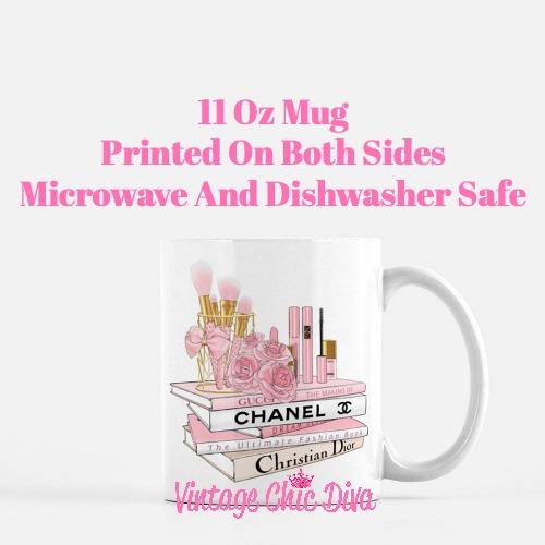 Pink Love Set1 Coffee Mug-