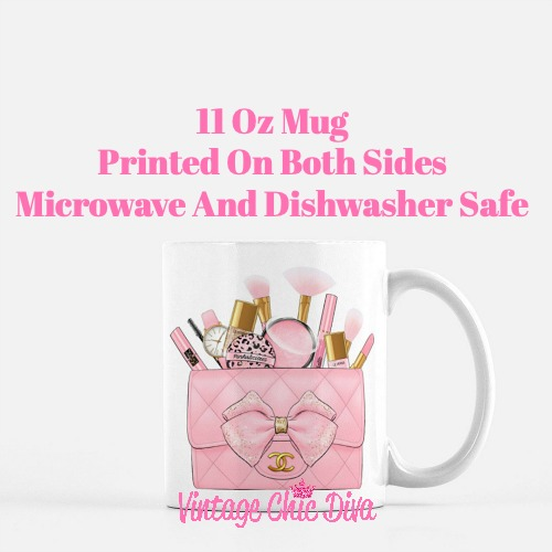 Pink Love Set20 Coffee Mug-