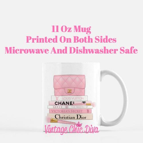 Pink Love Set21 Coffee Mug-