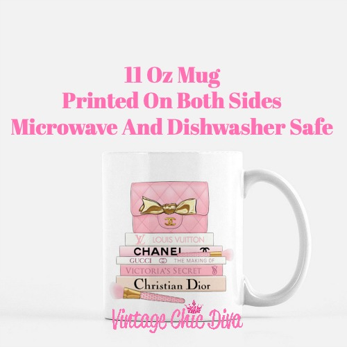 Pink Love Set23 Coffee Mug-