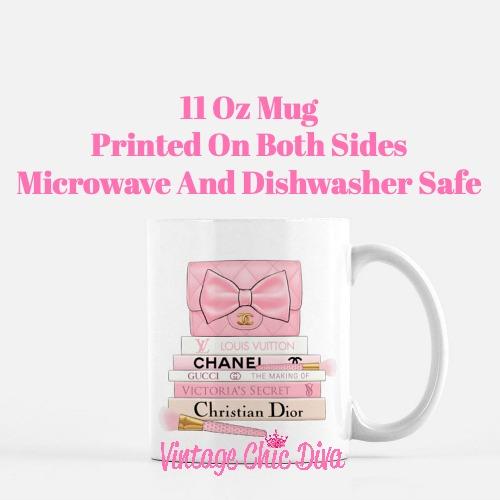 Pink Love Set24 Coffee Mug-