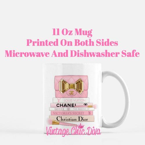 Pink Love Set25 Coffee Mug-