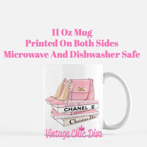 Pink Love Set2 Coffee Mug-