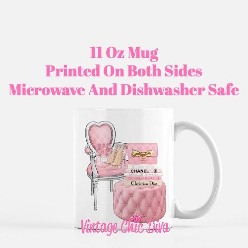 Pink Love Set78 Coffee Mug-
