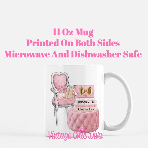 Pink Love Set80 Coffee Mug-