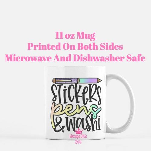 Planner Quote14 Coffee Mug-