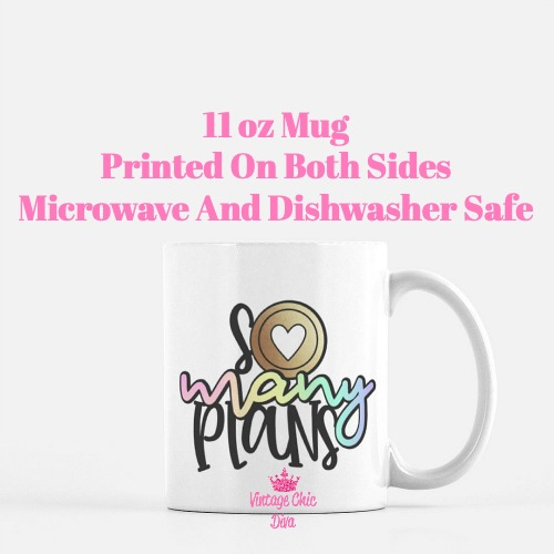 Planner Quote15 Coffee Mug-