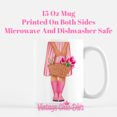 Spring Girls1 Coffee Mug-