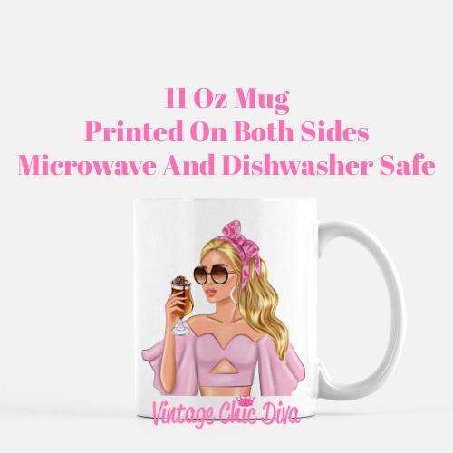 Summer Girls16 Coffee Mug-