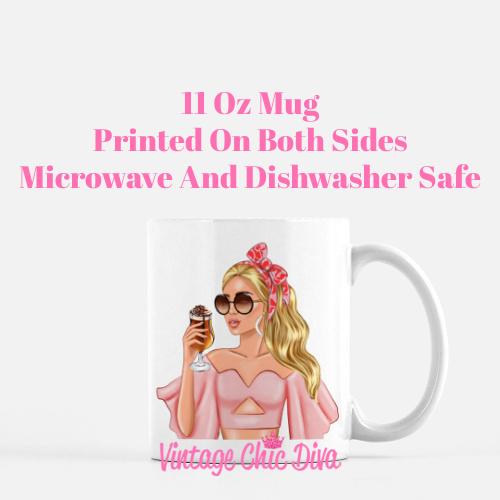 Summer Girls19 Coffee Mug-