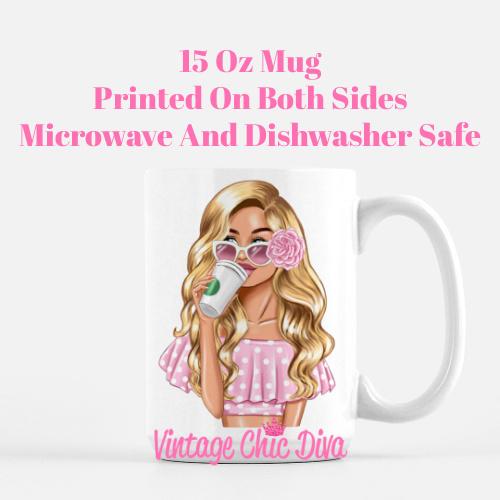 Summer Girls1 Coffee Mug-