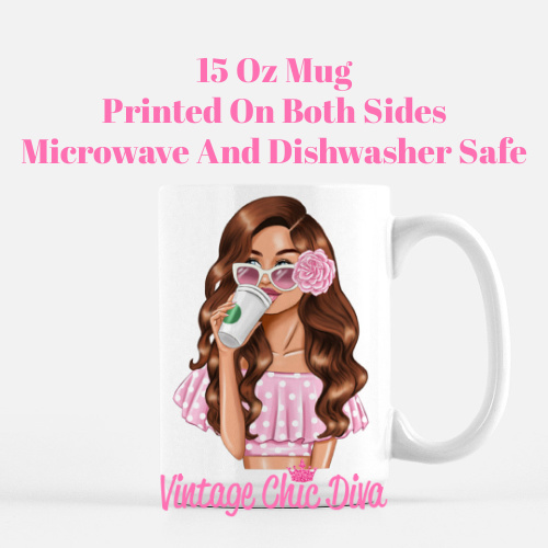 Summer Girls2 Coffee Mug-
