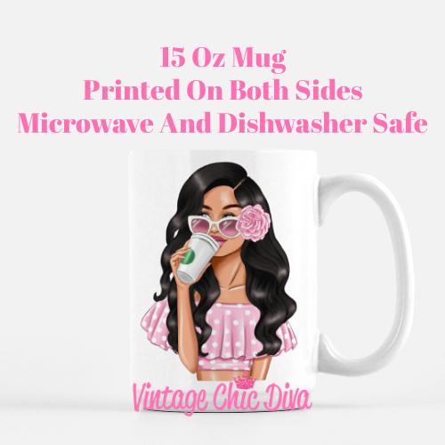 Summer Girls3 Coffee Mug-