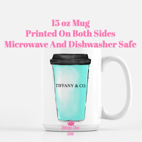 Tiffany Coffee Coffee Mug-